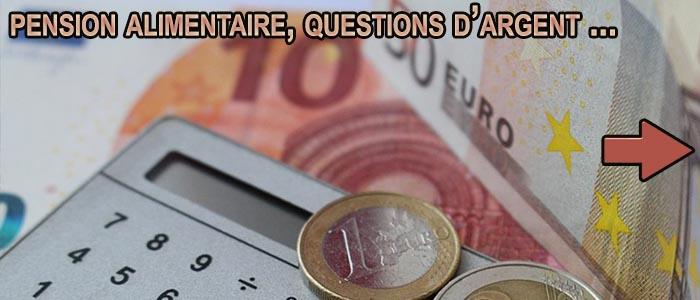 pension alimentaire - cout divorce - pension compensatoire - argent - divorce - guide divorce - divise - divise.fr